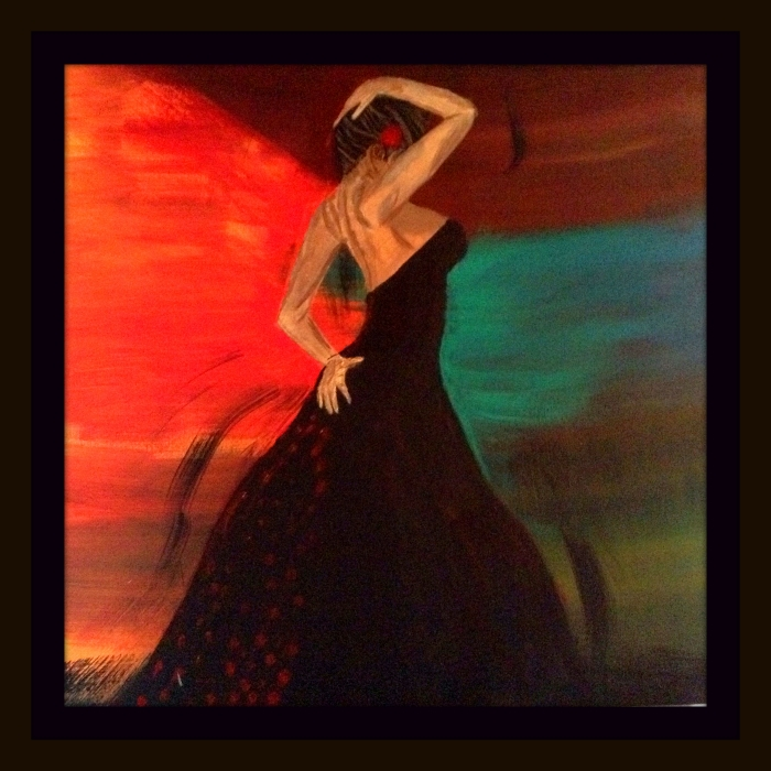 Flamenco by A. Joleigh © 2013