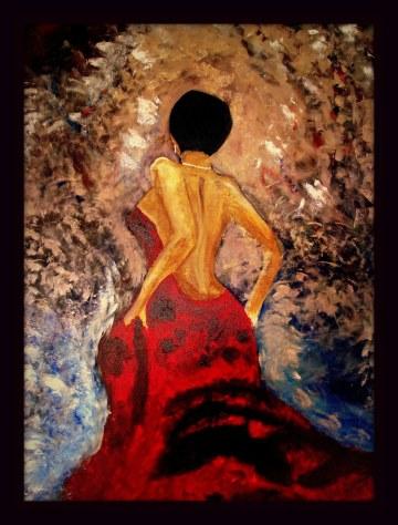 Flamenco II by A. Joleigh ©2014